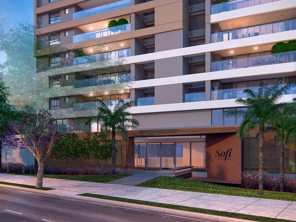 Apartamento na planta Campo Belo - SOFI CAMPO BELO